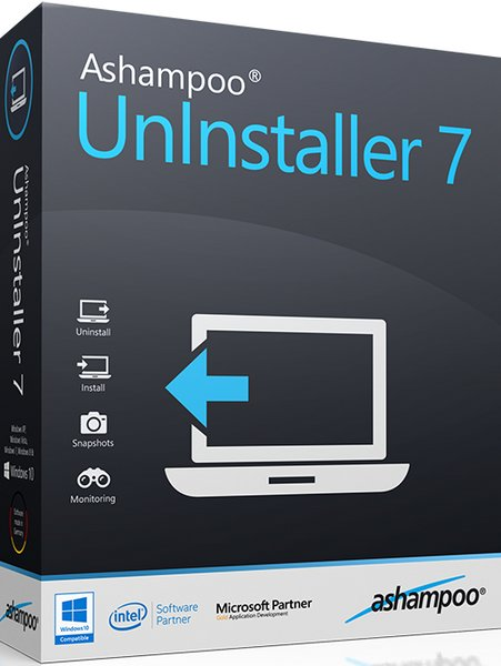 Ashampoo UnInstaller 7.00.00 Full Crack + Portable